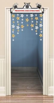 Amscan International Door Decoration Hollywood