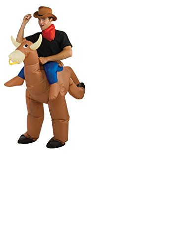 Maconaz Inflatable Bull Rider