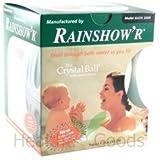 Rainshow'r Bath-3000 Crystal Ball Bath Dechlorinator