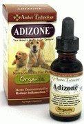 Adizone - All-natural Anti-Inflammatory Pain Reliever for Dogs (1oz)