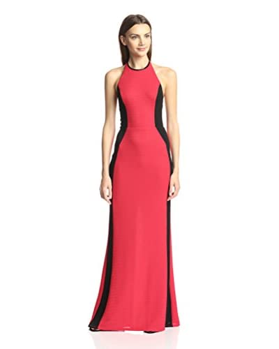 A.B.S. by Allen Schwartz Women's Long Halter Dress