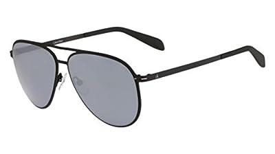 Calvin Klein Platinum CK2138S-001 Black CK2138S Sunglasses