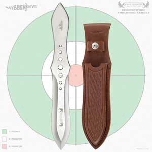 Gil Hibben Throwing Competition Triple 12 Inch - United Knives