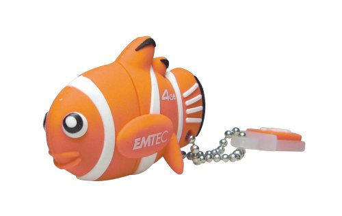 EMTEC Animal Series 4 GB USB 2.0 Flash Drive