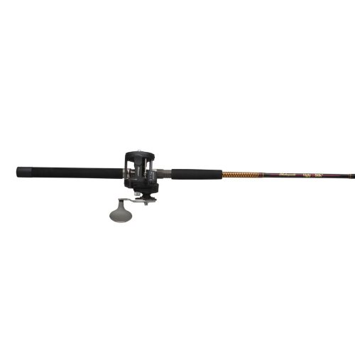 Shakespeare Ugly Stik Trolling Rod and Reel Combo, 9-Feet/Light