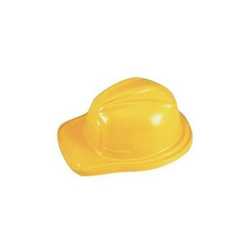 Child Construction Hats - 12 Pack - Yellow front-944537