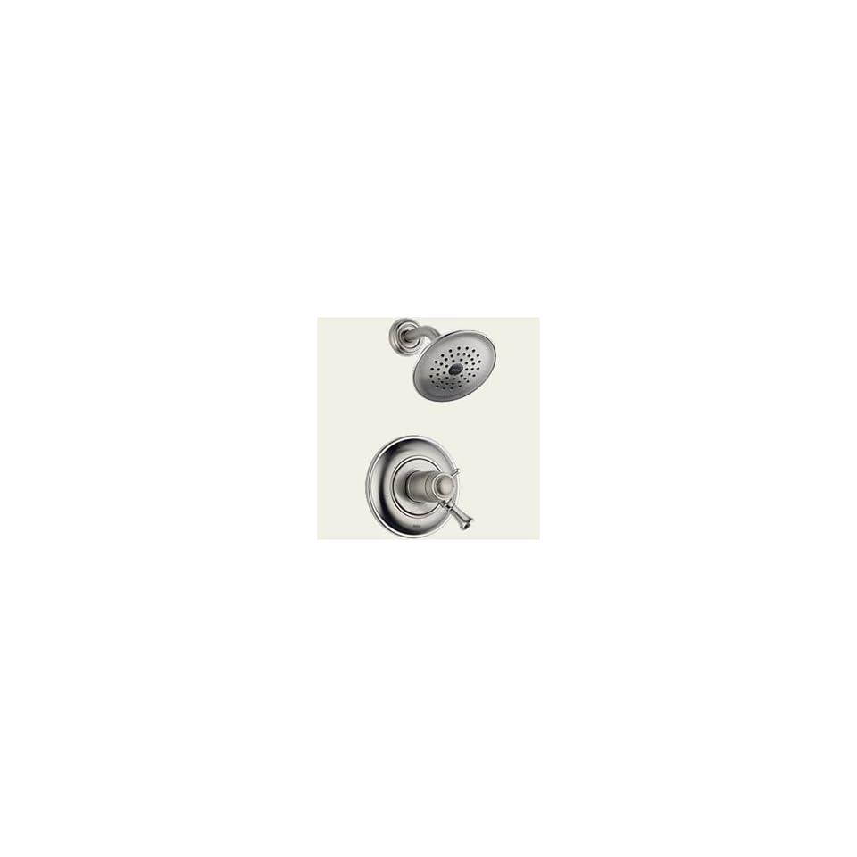 Delta Faucet T17T240 SS/DR10000UNBX Lockwood Single Handle Shower Faucet   Stainless Steel