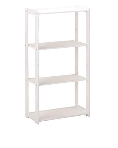 13 Casa  Libreria 60*30*110 Cm Bianco