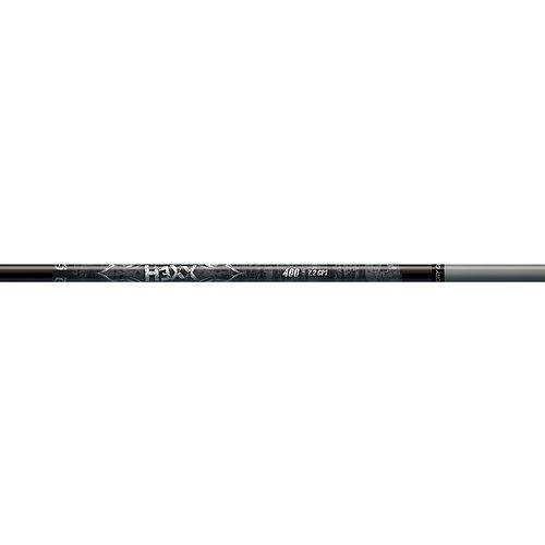 Easton Carbon Hexx 330 Raw Shafts Doz, Multi by Easton