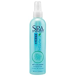 Tropiclean SPA Cologne Fresh 8oz