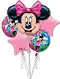 Minnie Mouse Balloon Bouquet