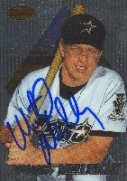 Mitch Meluskey New Orleans Zephyrs - Astros Affiliate 1999 Bowman