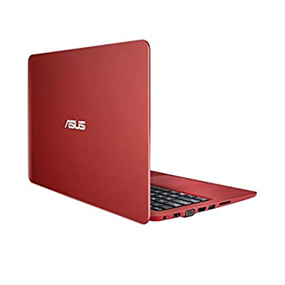 Asus Eeebook E402SA-WX015T 14-inch Laptop (Celeron N3050/2GB/32GB/Windows 10/Integrated Graphics), Red