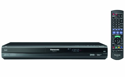 Panasonic DMR-EX773EBK 160GB HDD DVD Recorder with Freeview+