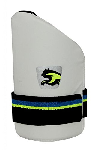 Puma Puma Pulse ITG Inner Thigh Guard, Size Men's RH (White)