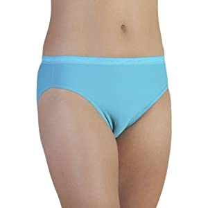 Exofficio Women's Give-N-Go Bikini Briefs Xs Chlorine