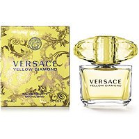 Versace Yellow Diamond Eau de Toilette Spray, 3 Fluid Ounce