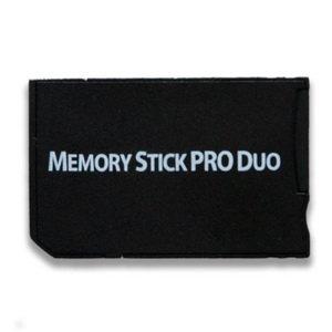 32GB 32G Memory Stick PRO Duo for PSP, Camera, Phone, Photo Frame, MicroSD + EnjoyGadgets Adapter from EnjoyGadgets
