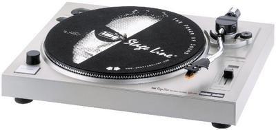 IMG Stage Line DJP-104P - Plattenspieler mit Vorverstärker -