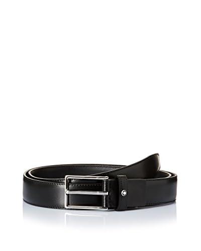 Montblanc Cinturón 111337 Negro