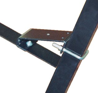 Dutton-Lainson 24059 Electric Winch Angle Bracket