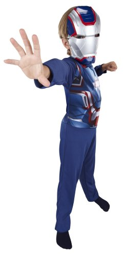 Iron Man 3 Patriot Full Dress Up - 1