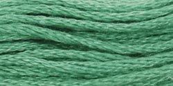 Coats & Clark Six Strand Embroidery Floss 8.75 Yards Emerald Green Medium C11-6205; 24 Items/Order