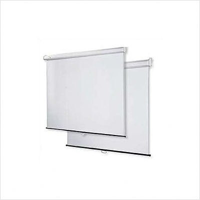 Virco Wall or Ceiling Mounted Projection Screen, SCRN6060