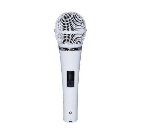 Takstar Pcm-5550 Condensor Ktv Microphone -White