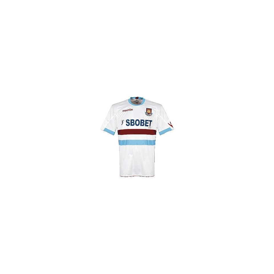 78c418bb7 10 11 West Ham Away Jersey on PopScreen