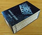 DOUGLAS ADAMS THE HITCHHIKERS GUIDE TO THE GALAXY (DOUGLAS ADAMS 5 BOOK BOX SET)