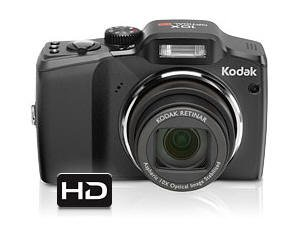 Kodak EasyShare Z915 is one of the Best Digital Cameras Overall Under $500 with at least 10x Optical Zoom