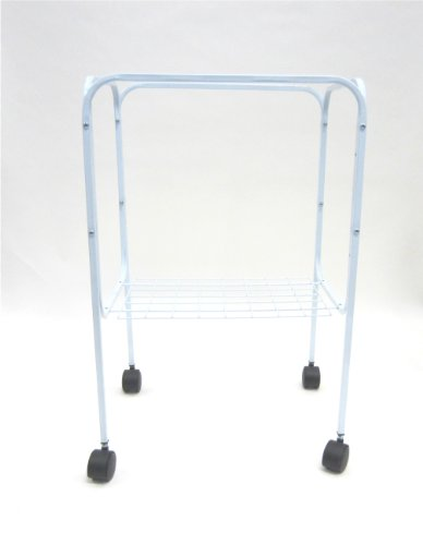 Image of YML Stand for Cage Size 18 by 18-Inch and 18 by 14-Inch, White (4814WHT)