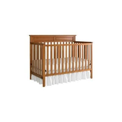graco somerset convertible crib toffee baby