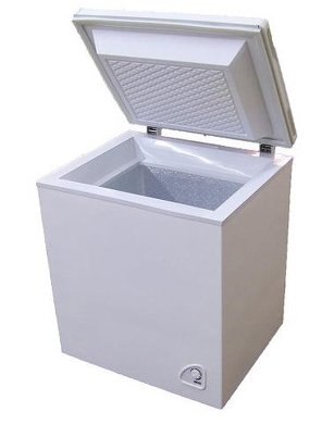 Sundanzer Solar-Powered Freezer - 5.8 Cubic Ft