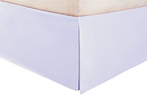 Impressions 1500 Series Wrinkle Resistant Pleated Queen Bed Skirt Solid, White front-403897