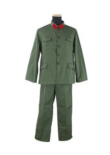 Chairman Mao Red Army Uniform