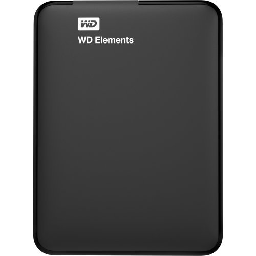 WD 4TB 포터블 외장하드 Western Digital WD Elements Portable External Hard Drive - USB 3.0