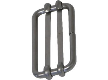 """1/2"""" Polytape Buckle For Electric Fence - 3Pk"""