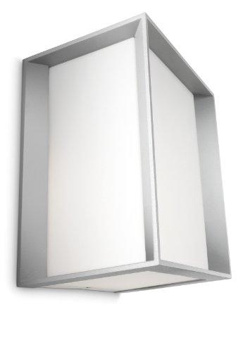 Philips skies lampada da parete per esterno rettangolare - Lampade da esterno philips ...