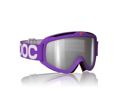 POC, Maschera da sci Iris X, Viola (purple), L
