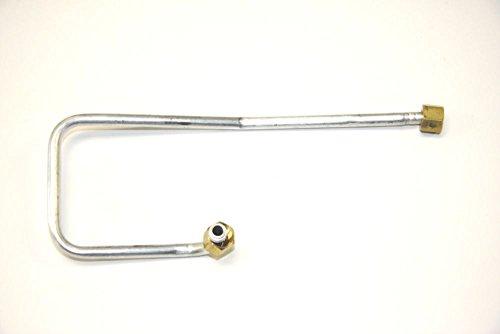 Wb28K10024 Kenmore Range Burner Tube