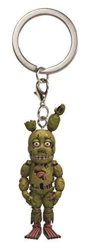 Five Nights At Freddy's Springtrap Portachiavi standard