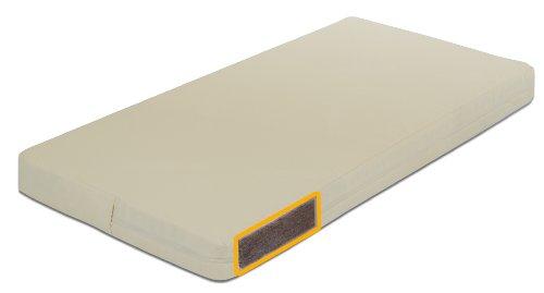 Kub Care Cot Bed Mattress (70 cm x 140 cm, White)