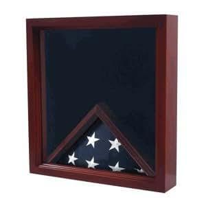 Air force Flag & medal display case - Shadow Box
