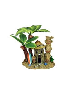 blue-ribbon-tahiti-village-with-palm-ornament