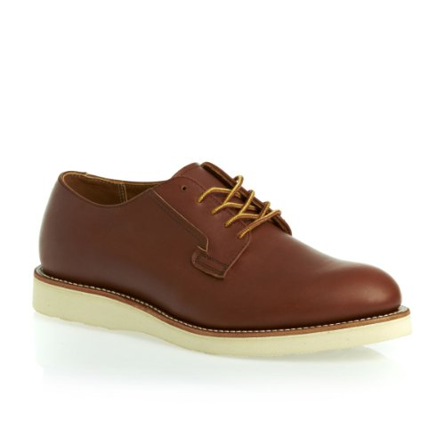 Red Wing Postman Shoes - Brown