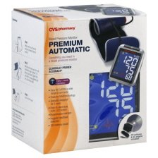 Image of CBS Premium Automatic Blood Pressure Monitor (BP3MW1-1WCVS)