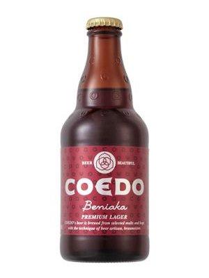 コエドビール COEDO紅赤-Beniaka-333ml瓶×3本セット