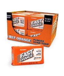 Permatex 25575 Fast Orange Pumice Bar Soap - 5.75 oz. bar